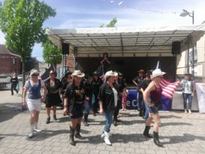 French Modern Country Dance Club