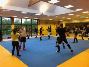 Team Origlia Full Contact Kick Boxing Billy-Berclau