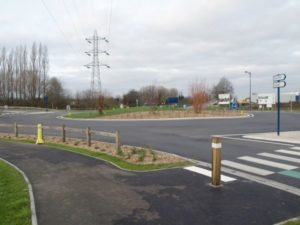 Un parc des industries de premier plan