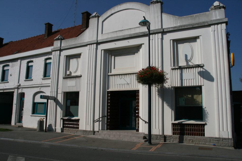 Salle des fêtes Edgard Bocquet