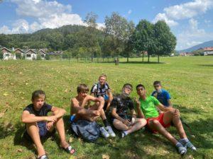 Le CAJ dans la Bresse
