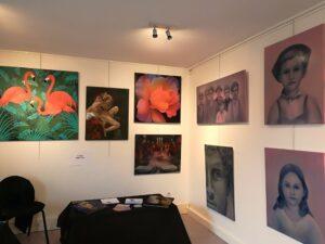 Retour en photos sur les Portes Ouvertes des Ateliers d'Artistes